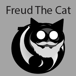 Freud The Cat